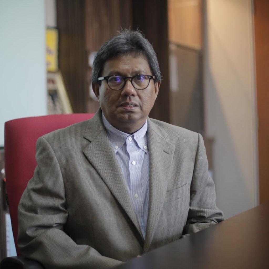 Ibrahim Kamal Abdul Rahman
