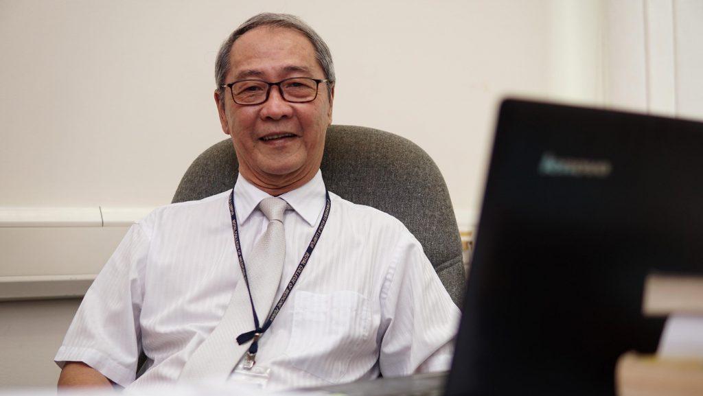 Chua Chin Tong