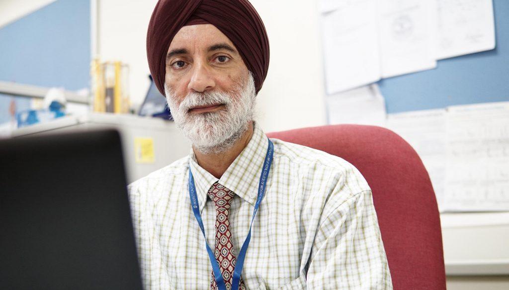 Davinder Singh Bagher Singh