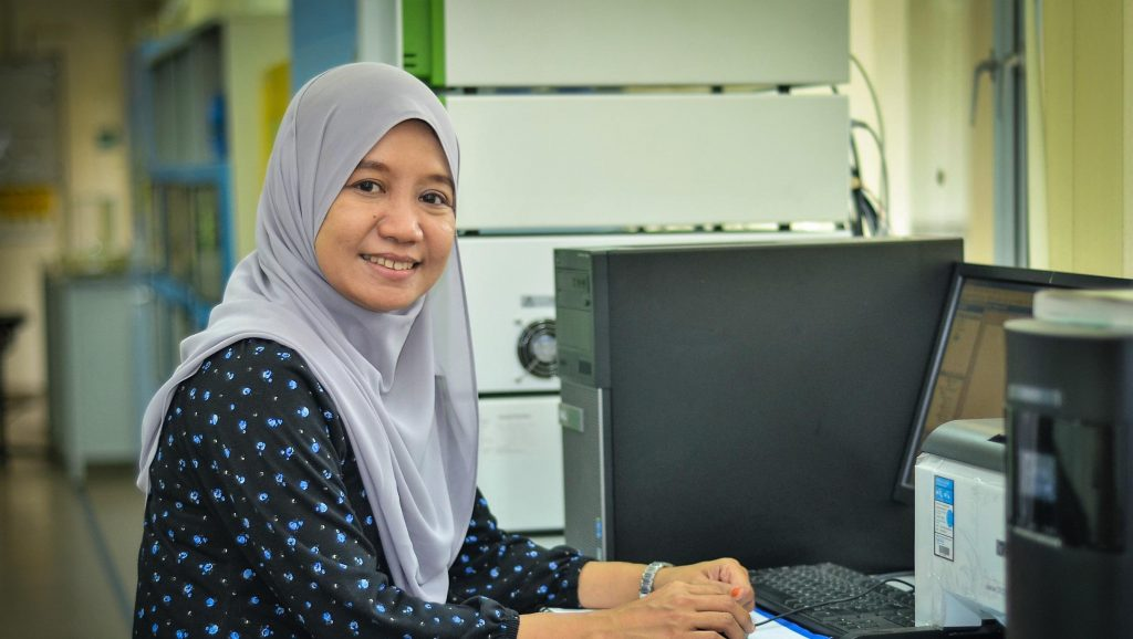 Indok Nurul Hasyimah Mohd Amin