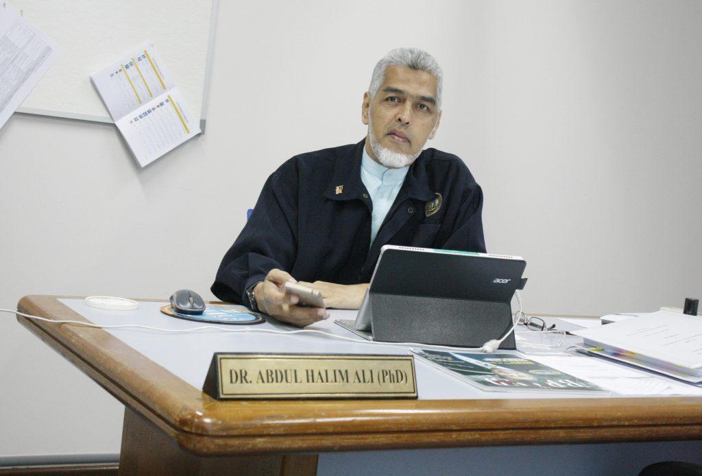 Abdul Halim Ali