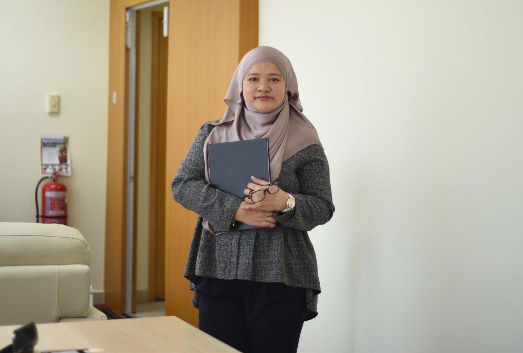 Farahwahida Mohd @ Abu Bakar