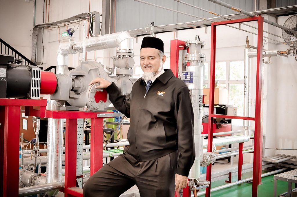 Ishak Mohmad Ali