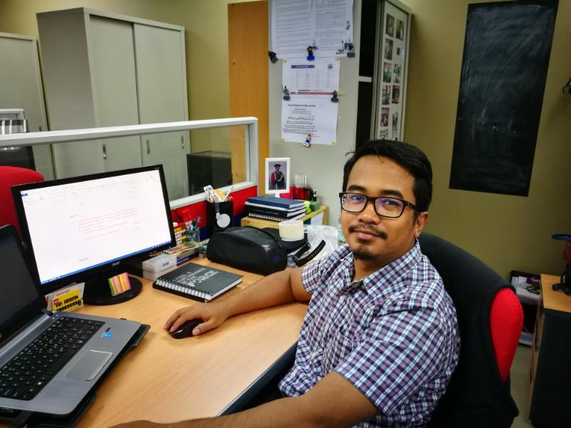 Mohd Fahmi Hussin