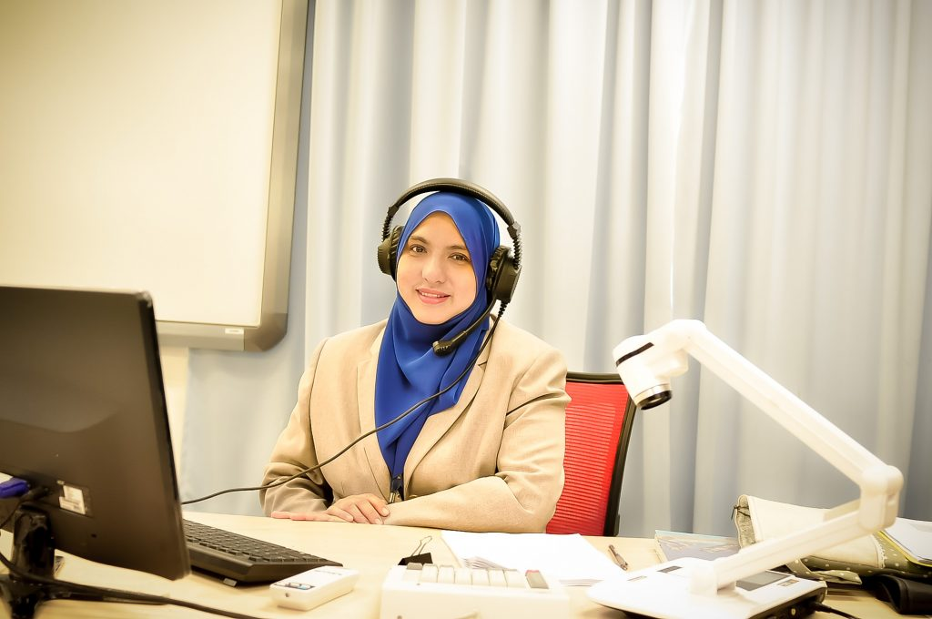 Puteri Zarina Megat Khalid