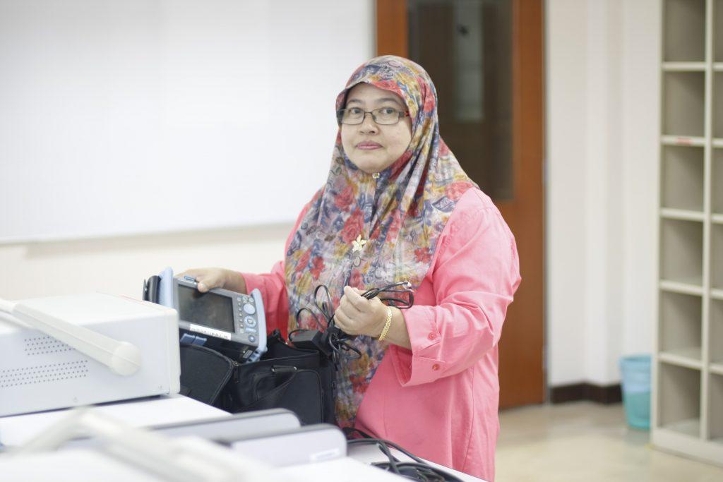 Zarina Mohd Hussin