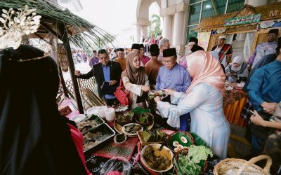 UniKL Raya draws big gathering at RCMP