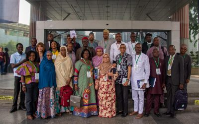 Fruitful Study Visit by Nigerian Government Officials