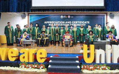 Certificates for UniKL Preparatory Programme Students