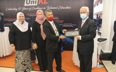 Showcasing UniKL's Excellence in Parliament
