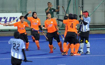 UniKL Ladies stun Blue Warriors to stay on top