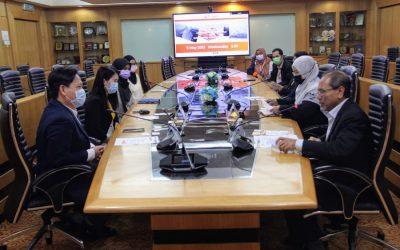 Cooperation Between UniKL and Quandatics Academy